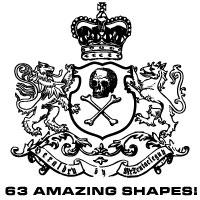 63 Heraldic Shapes