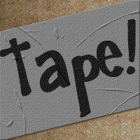 Virtual Duct Tape