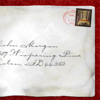 Create An Old Envelope