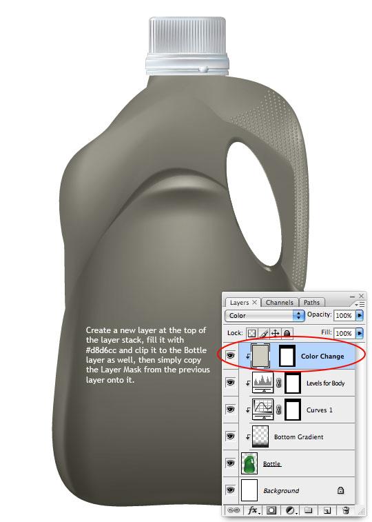 [Tutorial Avançado] Criação de produto e rótulo costumizados Step4