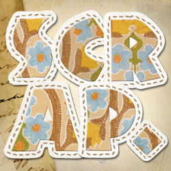 Create A Scrapbook Alphabet